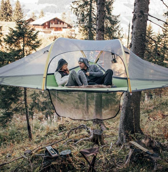Photo of a Tentsile tree tent