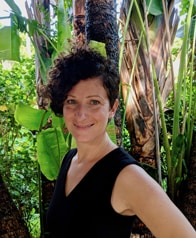 Photo of Samahita Retreat Director of Strategic Marketing Anthea Grimason