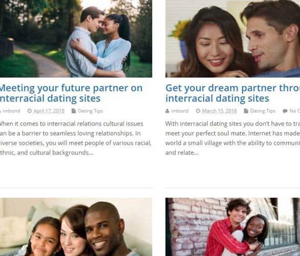 studies over interraciale datinggratis dating Hamilton Ontario