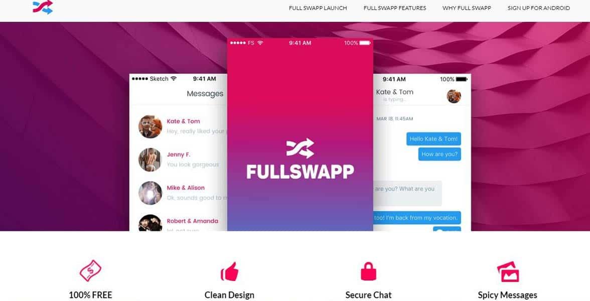 Screenshot of FULL SWAP